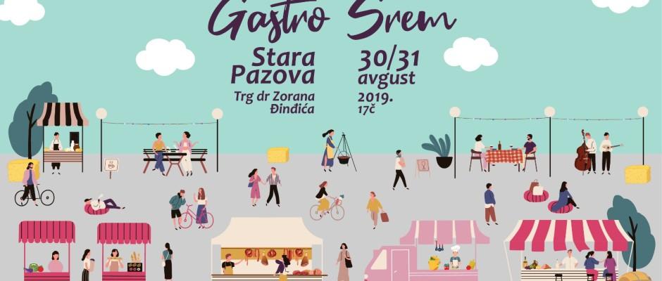"""Gastro Srem"", 30 – 31. avgust 2019., Trg dr Zoran Đinđića, Stara Pazova"