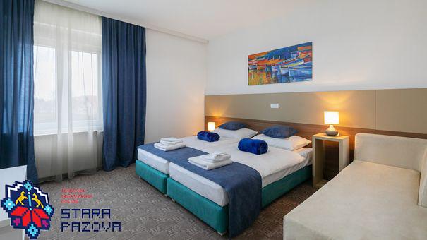 Hotel & restaurant River Inn - Stari Banovci
